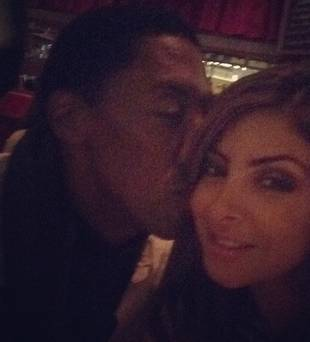 Larsa Pippen and Husband Scottie Pippen Show Major PDA (PHOTO)