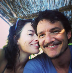 Pedro Pascal Reveals New Red Viper Look?