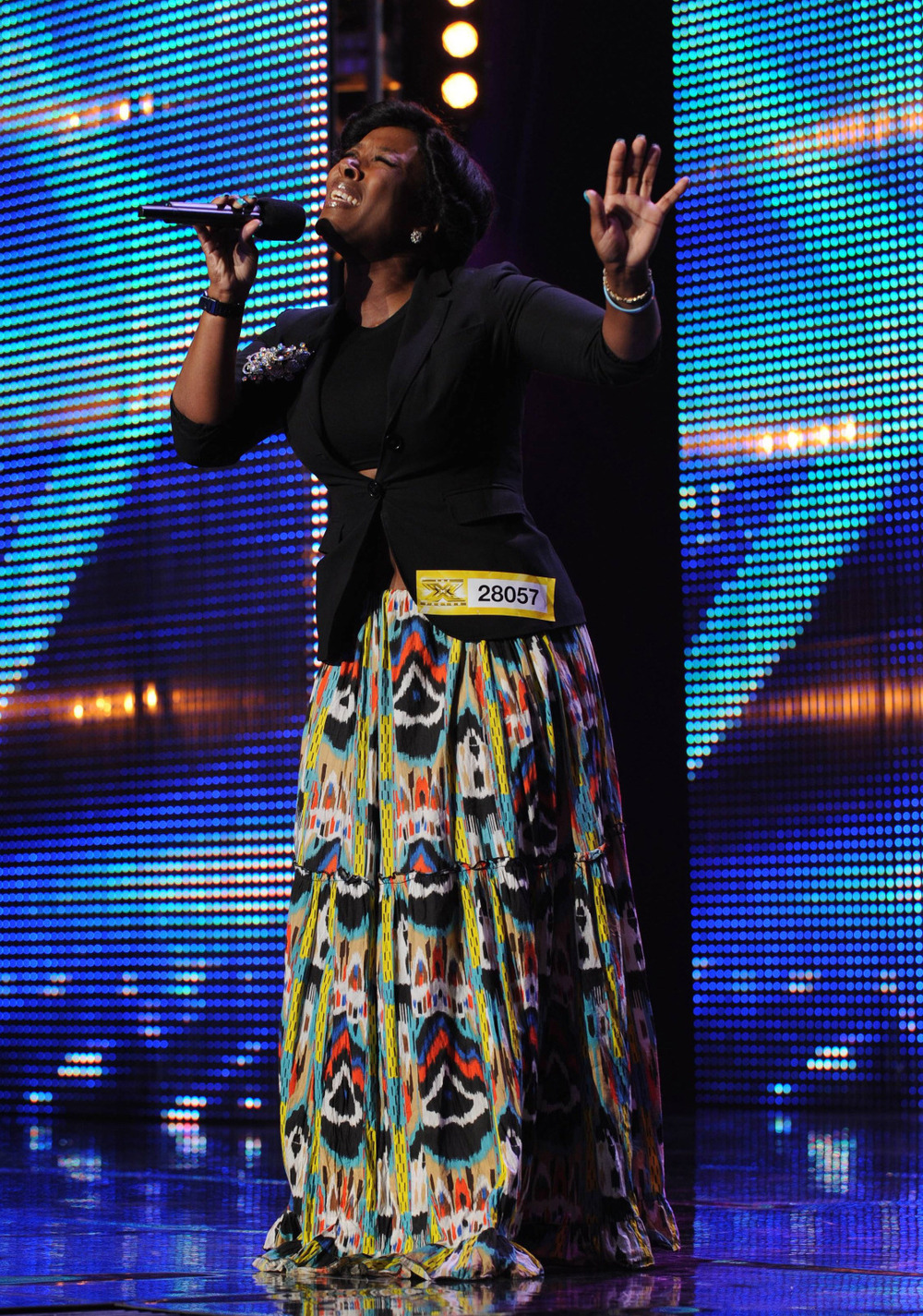 """X Factor 2013 Audition: Watch Denise Weeks Sing """"The Greatest Love of All"""" (VIDEO)"""