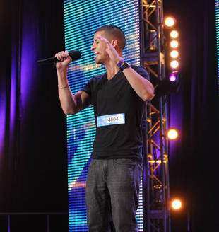 X Factor 2013 Contestant Carlito Olivero Forced to Audition? Exclusive!