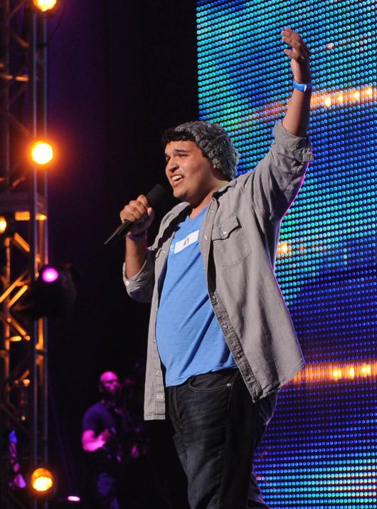 "Watch X Factor 2013 Contestant Carlos Guevara Sing John Mayer's ""Gravity"" (VIDEO)"