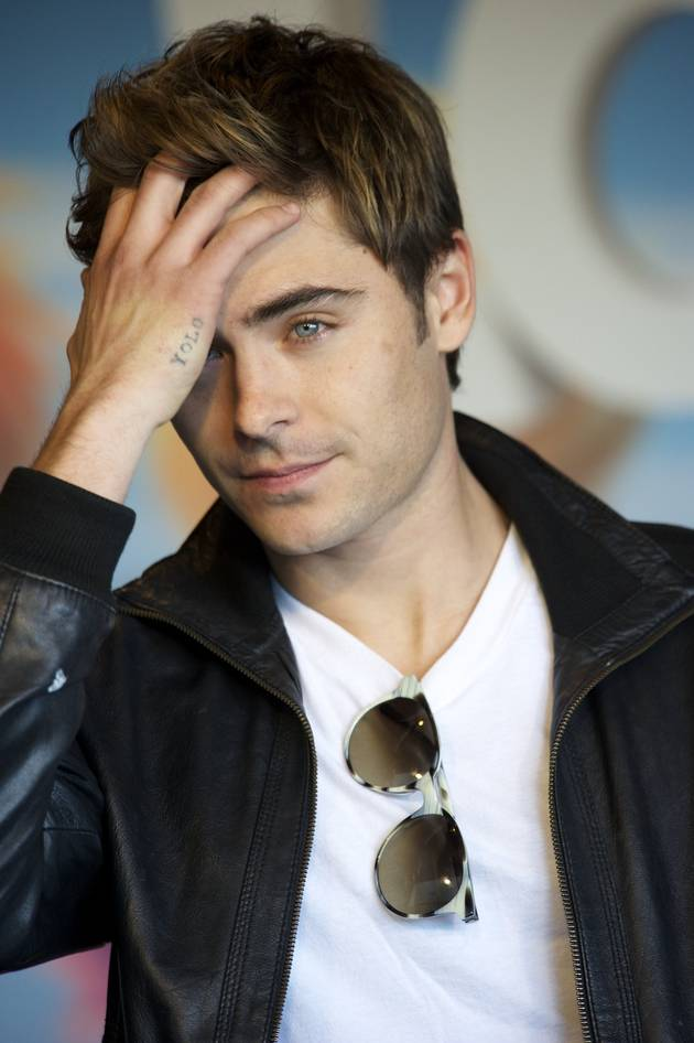Zac Efron Visits Peru Amid Rehab Reports — He Was Tired But Sweet, Fan Says