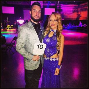 Maci Bookout Competes in Charity Dance Contest, Gets a Visit From Her Boyfriend (PHOTO)