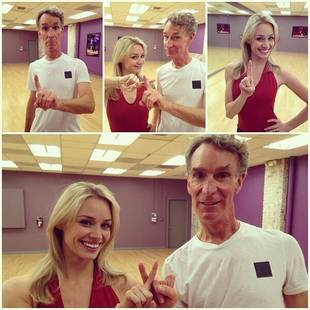 Dancing With the Stars 2013: Bill Nye Upset About First Performance!