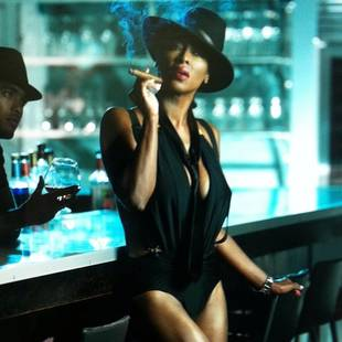"Kenya Moore Wears Racy Outfit to ""Work"" — Is She Making Another Epic Music Video? (PHOTO)"