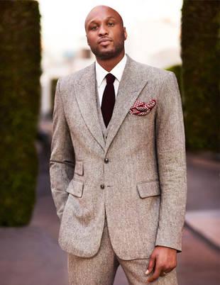 REPORT: Lamar Odom Currently on Drug Binge, According to TMZ