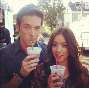 Austin Nichols Is Now Dating Chloe Bennet — New Couple Report (UPDATE)