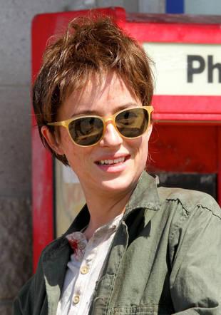 Fifty Shades of Grey's Dakota Johnson Debuts Pixie Cut — Did She Really Cut It? (PHOTOS)