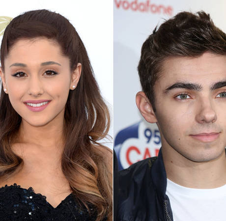 Ariana Grande and Nathan Sykes Confirm Relationship — They're Twitter-Official!