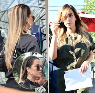 Kim Kardashian vs. Khloe Kardashian: Who's the Better Blonde? (PHOTO)