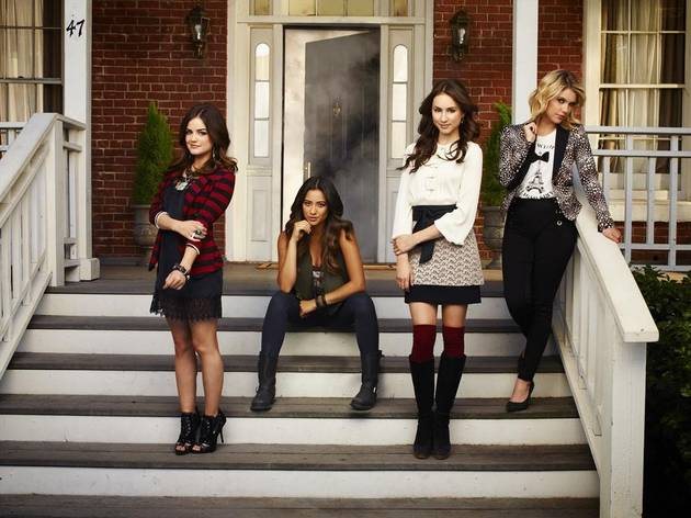 Pretty Little Liars Movie? Marlene King Sounds Off on the Big Screen Potential!