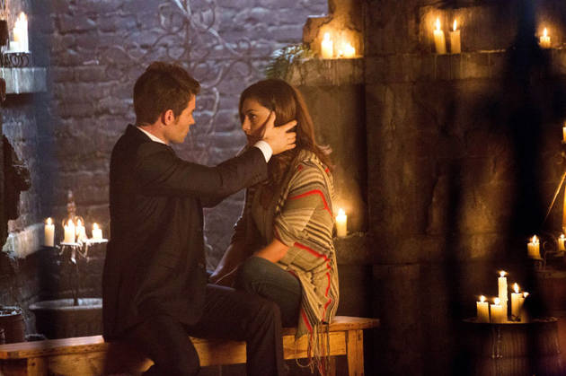 The Originals Spoilers: Will Elijah and Haley Get Romantic? (PHOTO)