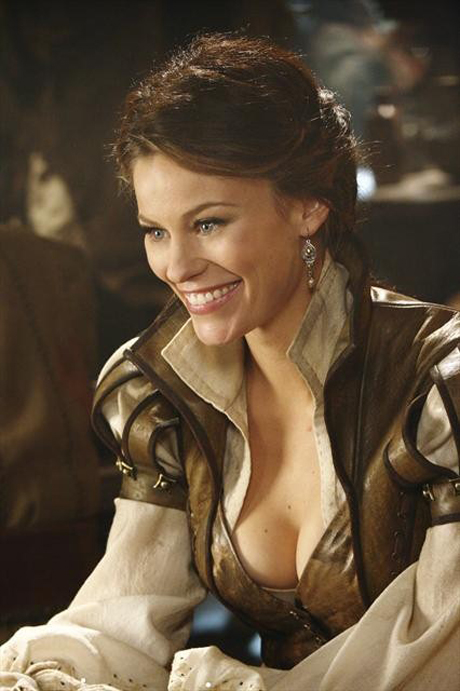 Once Upon a Time: Ranking Storybrooke's Hottest Women