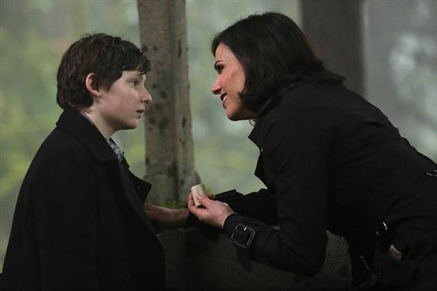Once Upon a Time Season 3 Spoilers: We'll Discover How and Why Regina Adopted Henry!