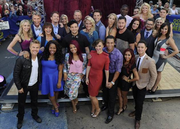 Dancing With the Stars 2013 Cast Revealed — See All the Season 17 Pairs Here! (UPDATE)