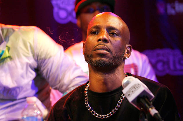 Rapper DMX Runs Naked Around Hotel — Watch the Bizarre NSFW Video