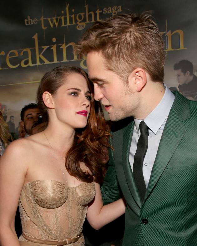 Robert Pattinson Selling Home He Shared With Kristen Stewart: Report