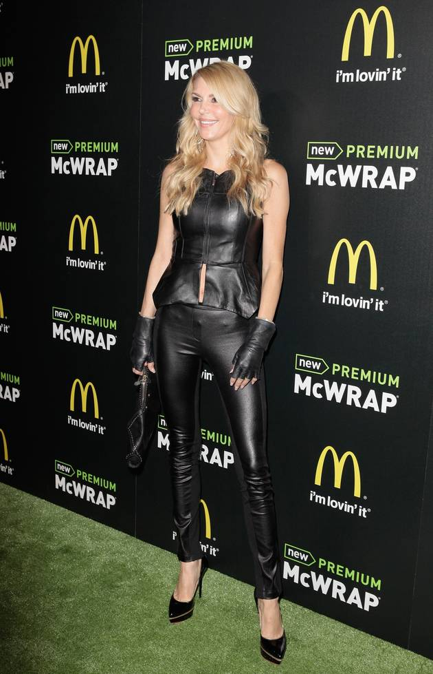"""Brandi Glanville Tweets That She's """"Done With ALL Men"""" — What's Going On?"""