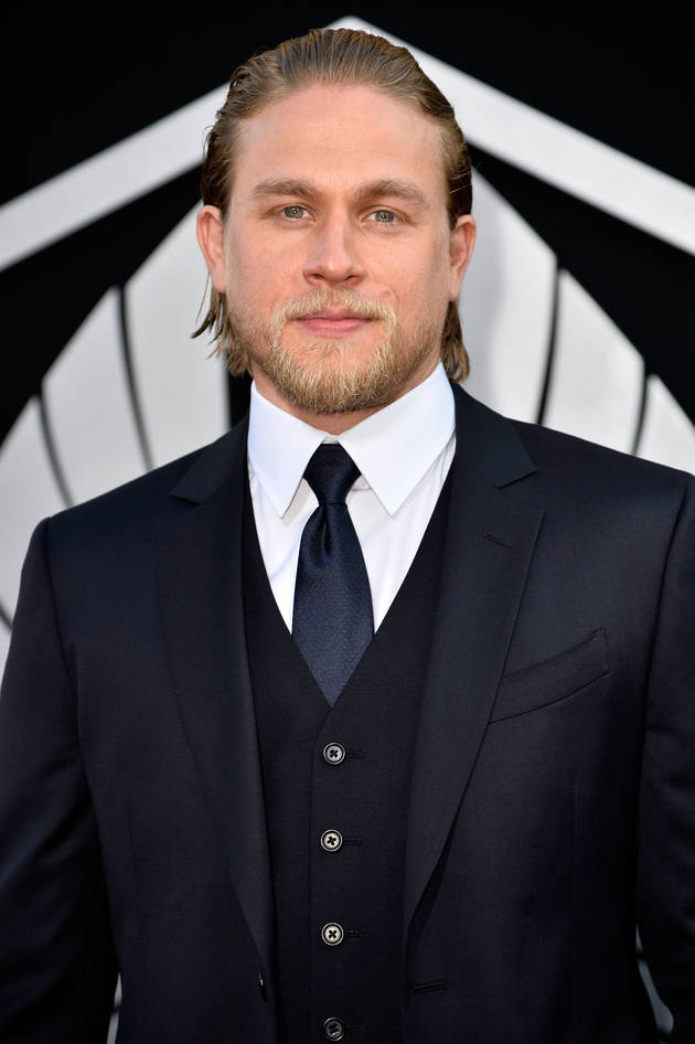 Who Is Fifty Shades of Grey Star Charlie Hunnam?