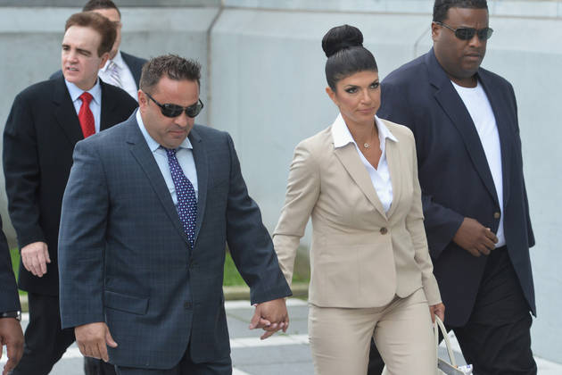 Teresa and Joe Giudice's Federal Fraud Case Moved to February 2014