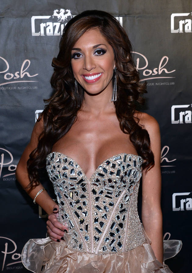 Farrah Abraham Rents New Apartment — See the Texas Pad Here! (PHOTOS)