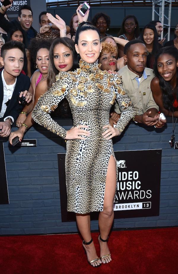 "Katy Perry's ""Roar"" Video Makes PETA Growl"