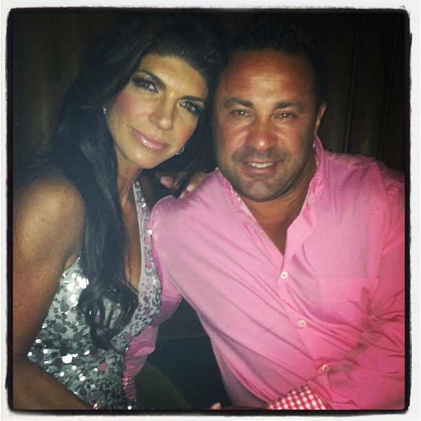 Teresa Giudice Explains Why She's Blamed for Everything