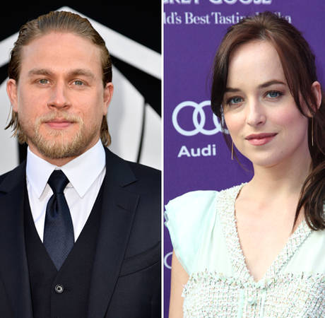 Fifty Shades of Grey: Charlie Hunnam and Dakota Johnson Officially Cast