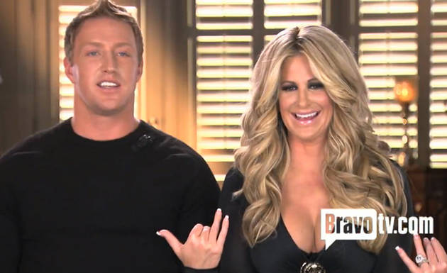 Kim Zolciak Wants Hubby Kroy Biermann to Write a Book While Recovering From Football Injury