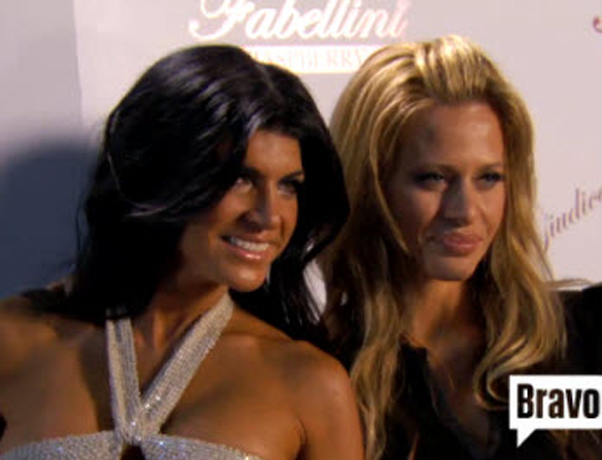 Dina Manzo Teases Possible Return to The Real Housewives of New Jersey