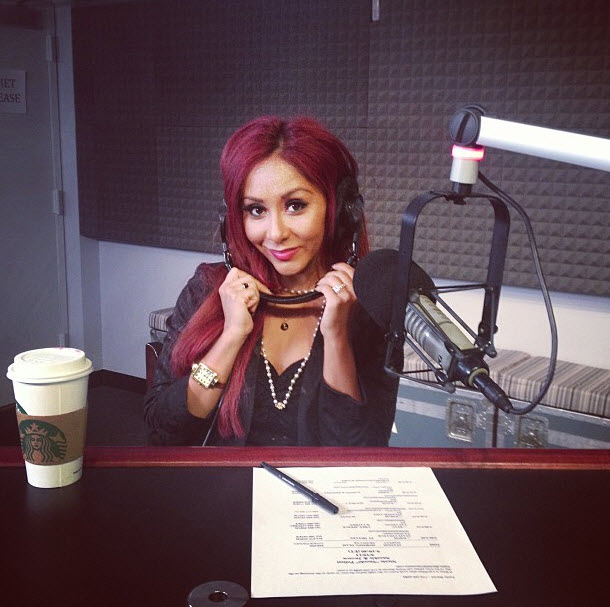 "Snooki Says ""I Spy Naked Girls"" — What's She Talking About? (VIDEO)"