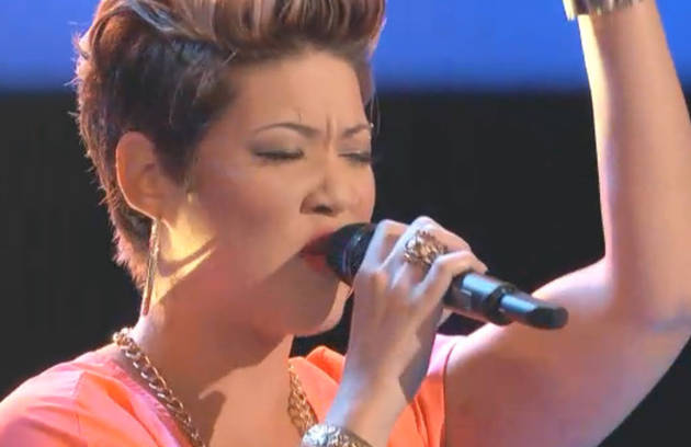 """Watch Tessanne Chin Sing """"Try"""" on The Voice 2013 Blind Auditions — Sneak Peek (VIDEO)"""