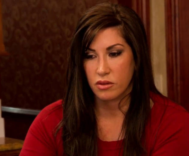 Jacqueline Laurita Has an Emotional Breakdown While Trying to Conquer Her Fear! (VIDEOS)