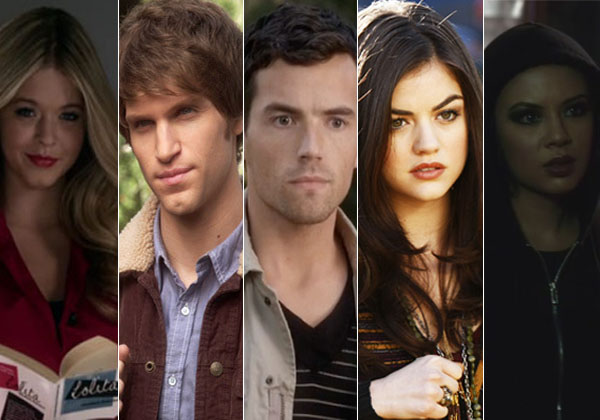 "Pretty Little Liars Speculation: What Does ""A TEAM"" Really Stand For?"