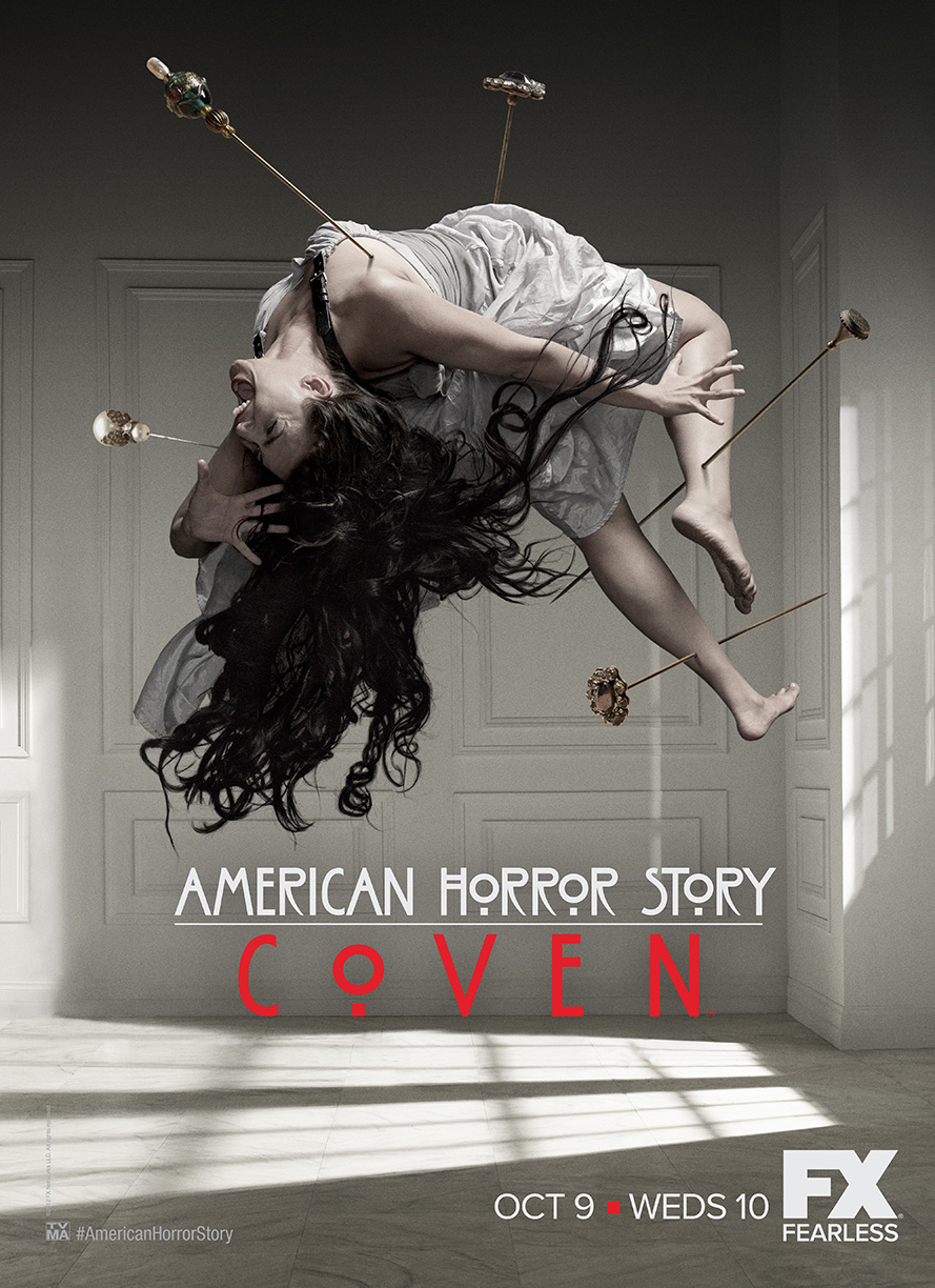 American Horror Story: Coven Opening Sequence Revealed! (VIDEO)