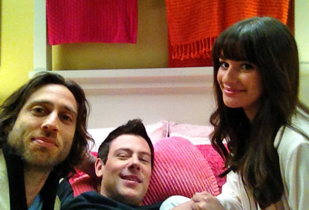 """Glee's Cory Monteith Tribute: Episode Director Says It's Been """"Brutal"""""""