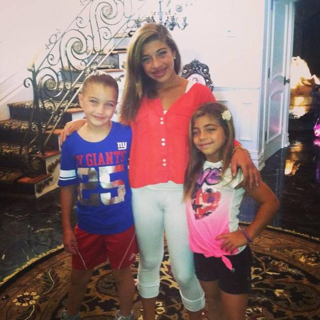 Teresa Giudice's Daughters Start School — You Won't Believe Which One Was Nervous!