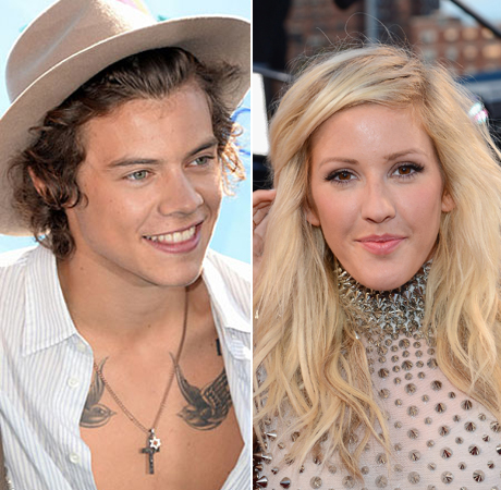 Are Harry Styles and Ellie Goulding Dating — New Couple Alert?