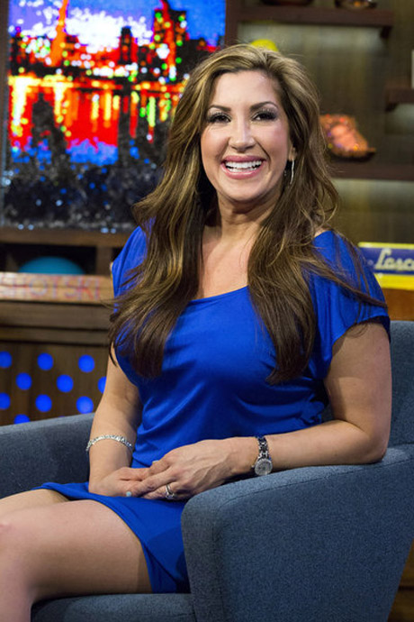 "Jacqueline Laurita Tweets Angry Message: ""U Will Self Destruct"""