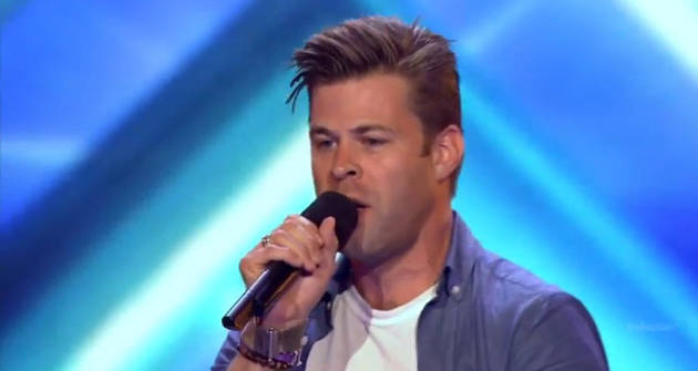 """X Factor 2013 Audition: Watch James Kenney Sing """"Summertime"""" (VIDEO)"""