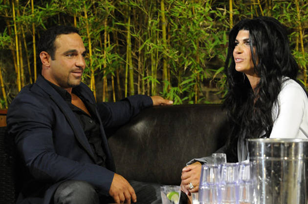 "Teresa Giudice Reacts to Joe Gorga's Insults — ""I Feel Numb"""
