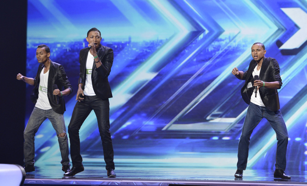 "Watch X Factor 2013 Contestants AKNU Sing Amy Winehouse's ""Valerie"" (VIDEO)"