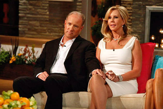 "Brooks Ayers ""Madly in Love"" With Vicki Gunvalson But Threatening Her With Other Women?"