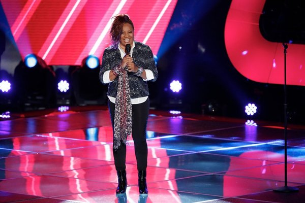 """Watch Donna Allen Sing """"You Are So Beautiful"""" on The Voice 2013 Blind Auditions"""
