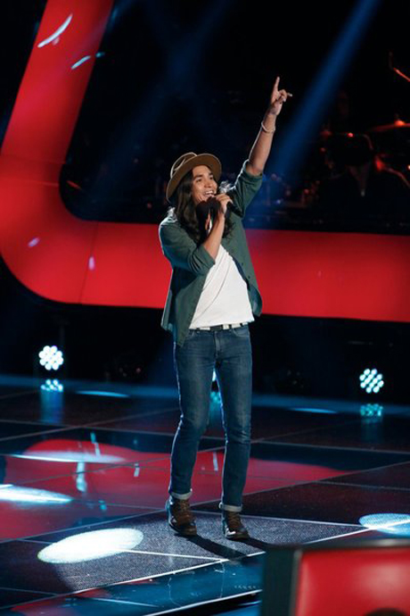 """Watch Jonny Gray Sings """"All These Things I've Done"""" on The Voice 2013 Blind Auditions (VIDEO)"""