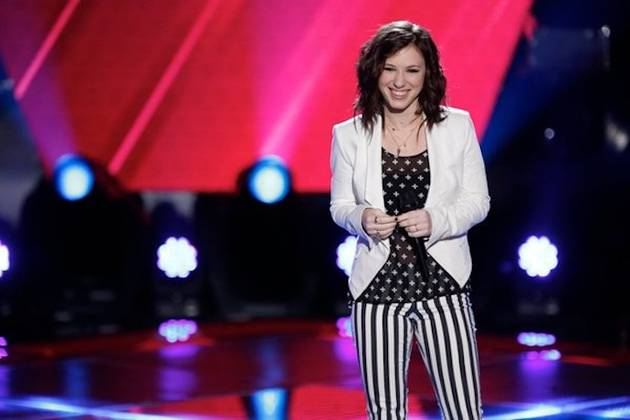 """Watch Kat Robichaud Sing """"I've Got the Music In Me"""" on The Voice 2013 Blind Auditions"""
