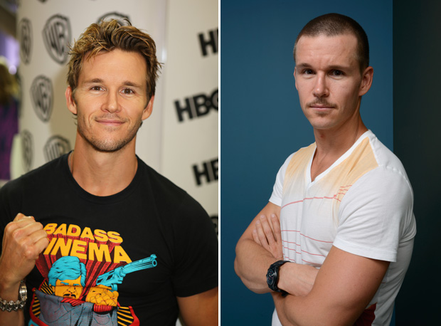 Ryan Kwanten Shaves Head and Grows Mustache — See His Dramatic Transformation! (PHOTOS)