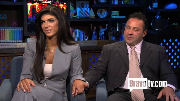"Teresa Giudice Opens Up About Fraud Trial: ""I Can't Fall Apart, I Have My Daughters"" (VIDEO)"