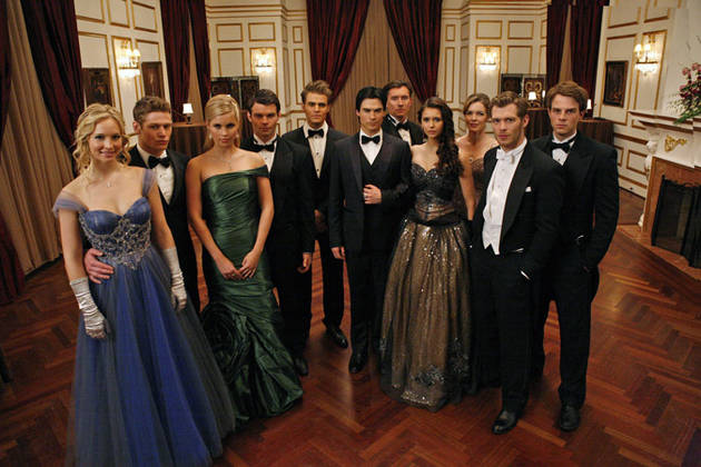 Vampire Diaries Poll: Who's the Hottest Original?
