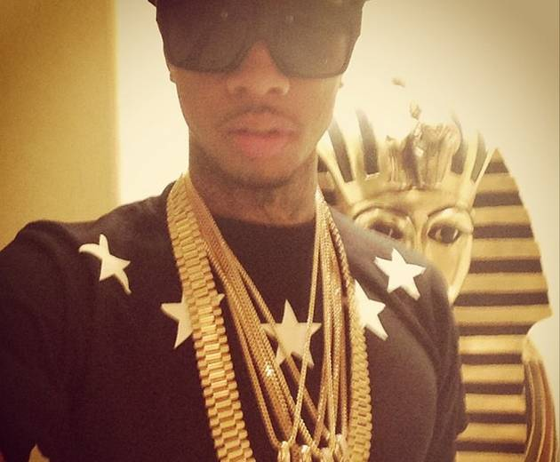 Rapper Accused of Stealing $91,000 in Jewelry (UPDATE)